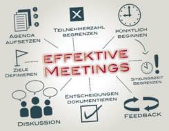 Effektive Meetings: Ohne Ergebnisdefinition sollten Sie gar nicht erst loslegen (© Trueffelpix / Fotolia)